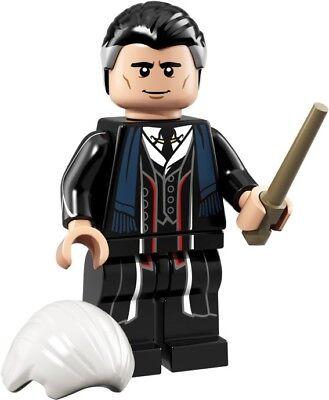 LEGO Harry Potter Fantastic Beasts Percival Graves minifigure