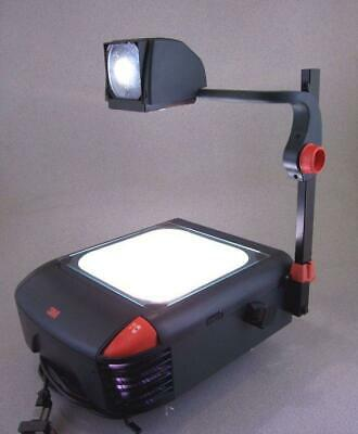 3m 1830 Overhead Transparency Projector Tested Art-School-Office Free Ship #GLCH