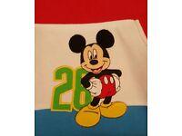 boys Mickey mouse tshirt
