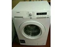 NEW AEG Lavamat L73483FL 2yr Guarantee 8Kg Washing Machine 1400rpm Damaged