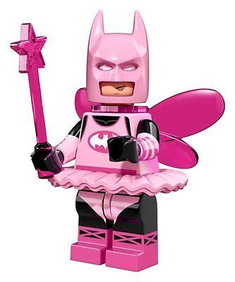 LEGO 71017 MINIFIGURES THE LEGO BATMAN #3 Fairy Batman