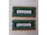Apple iMac laptop memory 2gb