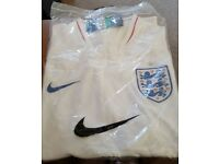 England world cup shirt XL