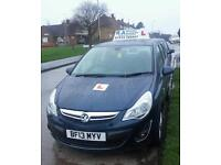Female driving instructor **Automatic and Manual ** leicester