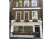 Holborn Semi Serviced Office Space to Rent (WC1X) Period Style Building