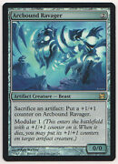 Foil Arcbound Ravager