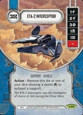 ETA-2 INT//GEONOSIAN FIGHTERS STAR WARS POCKETMODEL BS017