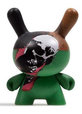 kidrobot Andy Warhol Dunny Series 2 Vinyl Mini Figure - Skulls -New