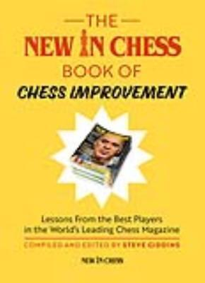 The New In Chess Book Of Chess Improvement   Giddins  Steve  Com    New Paperbac