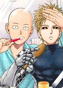 One Punch Man Manga Vol 1-6 and more!