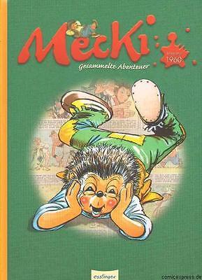 Mecki - Gesammelte Abenteuer Nr. 3 Jahrgang 1960 Hardcover-Album