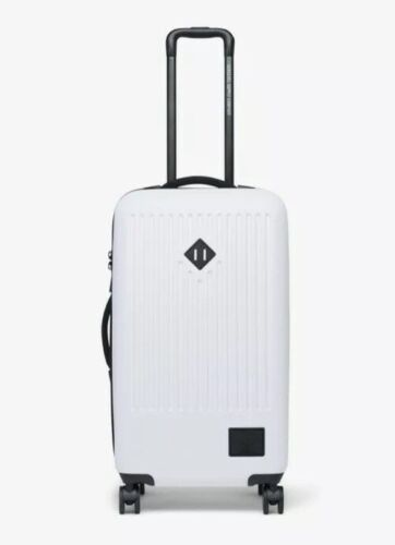 Herschel Carry On hard shell luggage Stylish color - Brand N