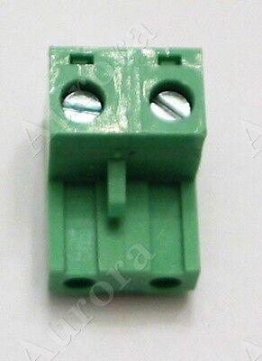 2 Pin - 7.62mm - Pluggable Connector - Terminal Block - Phoenix Plug