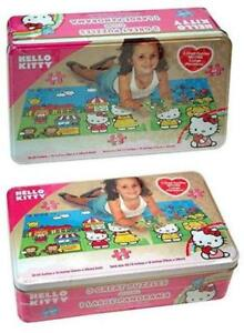 HELLO KITTY 3 GREAT PUZZLES