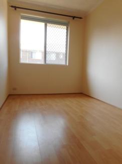 Single room accomodation