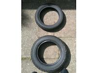 Pitbike tyres