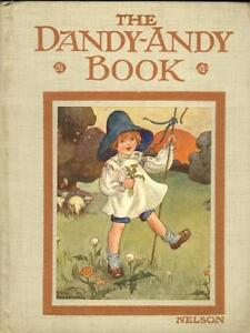 1912-1914 Anne ANDERSON: THE DANDY-ANDY BOOK 1st UK ed.