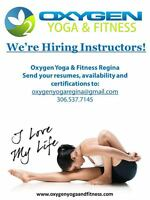 Hiring Yoga and Fitness Instructors