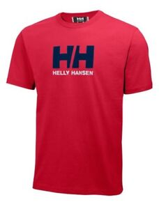 Men's Helly Hansen Logo T-shirt.