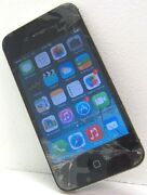 iPhone 4 8GB Black Sprint Bad ESN