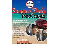Summer Body Bootcamp Belfast City Centre - 6 weeks summer prep personal training for just £70pp