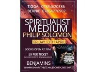 Philip Solomon Psychic Medium