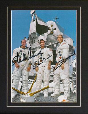 Apollo 12 Astronaut NASA Space Autographed Signed Photo