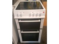 Electric cookers double oven appliance from 120 warranty