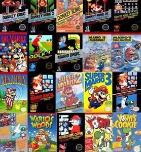 Nintendo Wii avec 3500 jeux intégrés (Nes/Snes/N64/Sega/Atari)