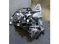 Peugeot 3008, 308 1.6 HDI 6 speed manual gearbox