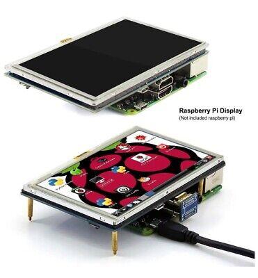 800x480 5inch Touch Screen Hdmi Lcd Ios Interface For Raspberry Pi 4b 3b 3b