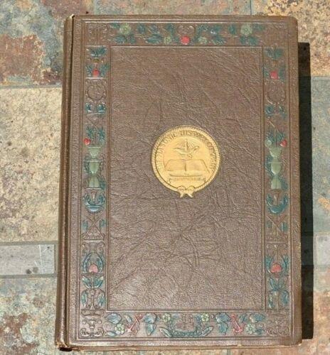 Antique 1912 Encyclopedia of Freemasonry Volume 1 A-L