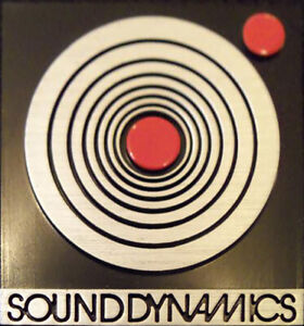***Sound Dynamics 12S Speakers – All Original***