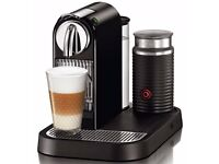 Nespresso Magimix Citiz & Milk M190 coffee machine in black