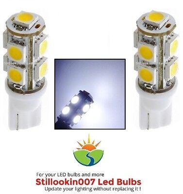 2 - Landscape LED bulbs, COOL WHITE 9LED T5 Path, Garden & Landscape Lighting