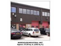 Industrial unit Forest Hill immediate availability