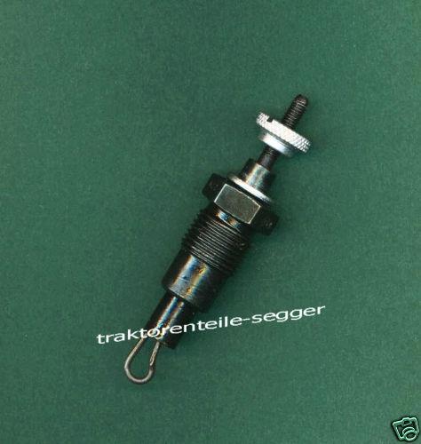 Glühkerze 0,9 V für Deutz F1L612 11er Bauernschlepper Traktor Schlepper 214 Foto 1