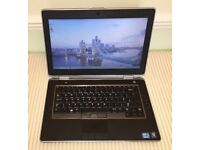 DELL E6420 BUSINESS NETBOOK 14 INCH / CORE i5 2.5GHz / 6GB / 250GB WINDOWS 7 PRO