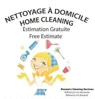 Home Cleaning Great Montreal Area Super Cheap 514-625-9904