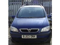 Vauxhall Zafira Design 1.6