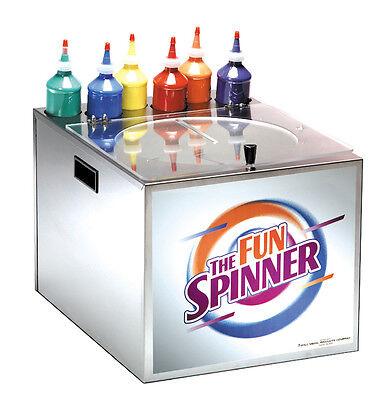 Fun Spinner / Zaubermalmaschine, Event Modul, Malen, Kreativ