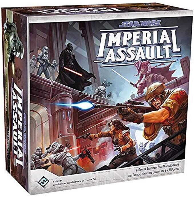 Star Wars Imperial Assault Board Game Core Set NIB