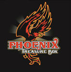 PHOENIX TREASURE BOX