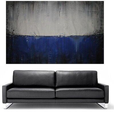 ORIGINAL Bild XXL Acryl Unikat Kunst Gemälde Malen Abstrakt Bilder Leinwand