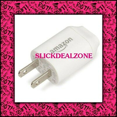 Amazon Kindle Power Adapter For Kindle 2, 3, 4, Dx, Touch And Latest Version