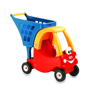 Little Tikes Cozy Shopping Cart NEW