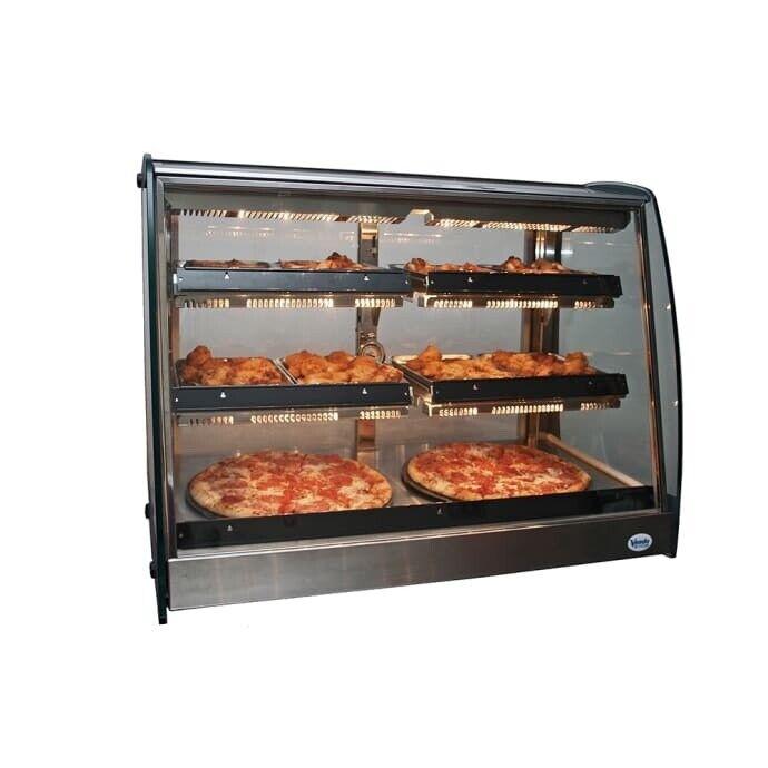 Sanden Vendo Hot Food Display Case - Used Great Condition