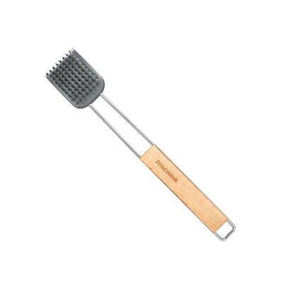 Tescoma Privilege Cepillo Para Barbacoa con Cerdas de Acero Inoxidable