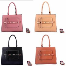 Handbag and purse sets