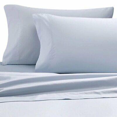 Wamsutta® 500-Thread-Count PimaCott® Sofa Bed Full Sheet Set in Light Blue ()